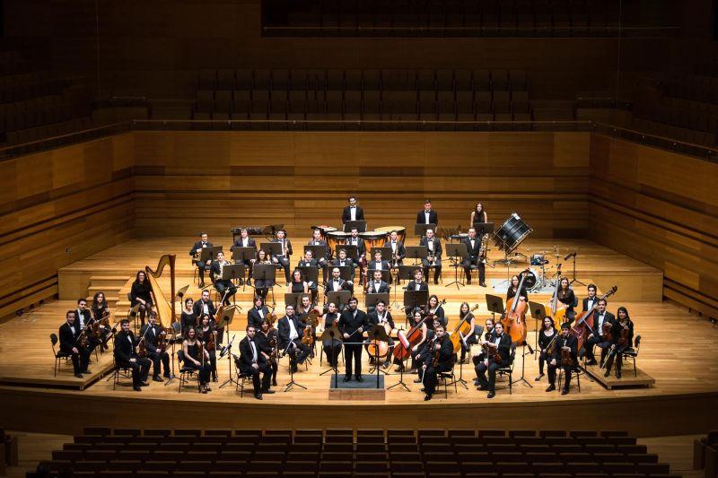 Concierto de Año Nuevo. Orquesta Filarmónica de Valladolid.