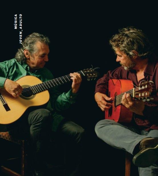 Tito Alcedo & Nono García