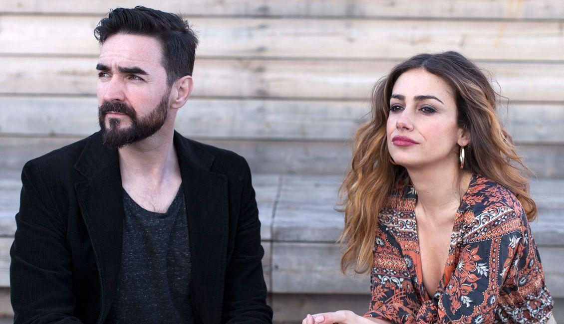 Concierto de enVibop Javier Sánchez & Verónica Ferreiro