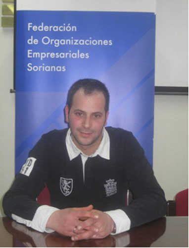 Nuevo Presidente en la Asociación Soriana de Carniceros