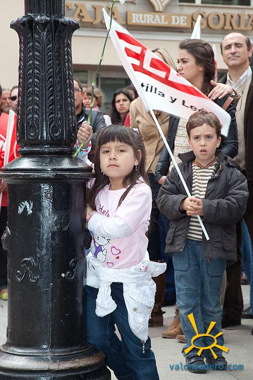 Manifestación 1 de Mayo 2011 foto