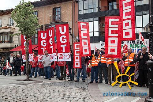 Manifestación 1 de Mayo 2011
