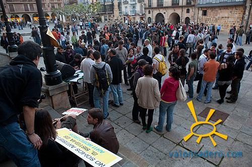 Democracia Real YA - 2011 foto