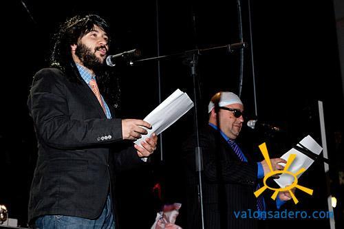 Pregón Carnaval 2012