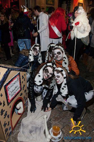 Sábado de Carnaval 2012