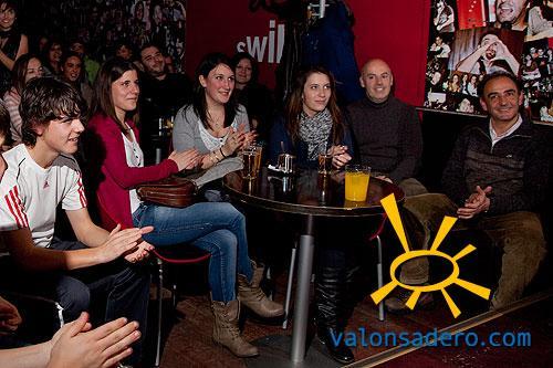 Noches de Humor Swing Invierno-2012