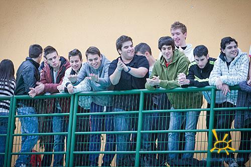 Fútbol Navidad 2012