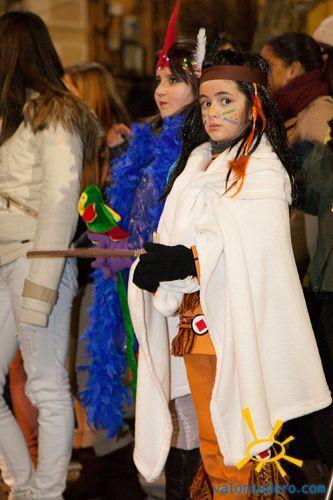 Pregón de Carnaval 2012