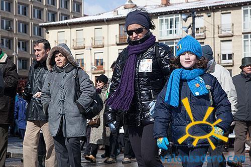 Manifestación Agrícolas 2013 foto