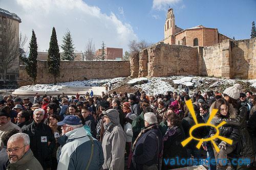 Manifestación Agrícolas 2013