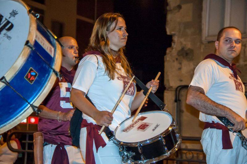 Fiestas del Burgo 2013