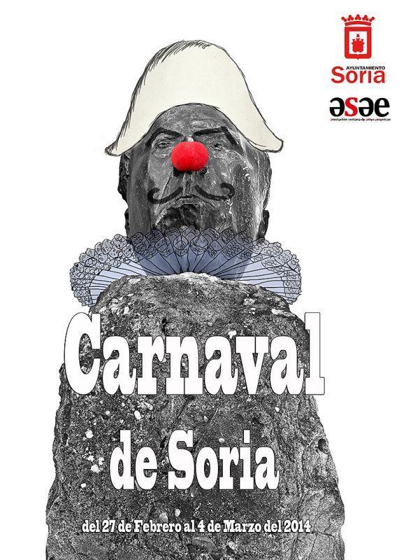 Carteles Carnaval 2014
