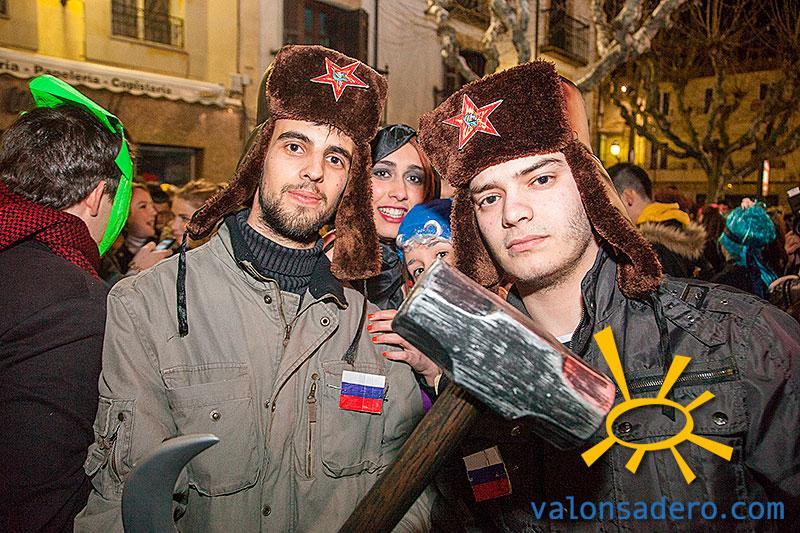 Sábado de Carnaval 2014