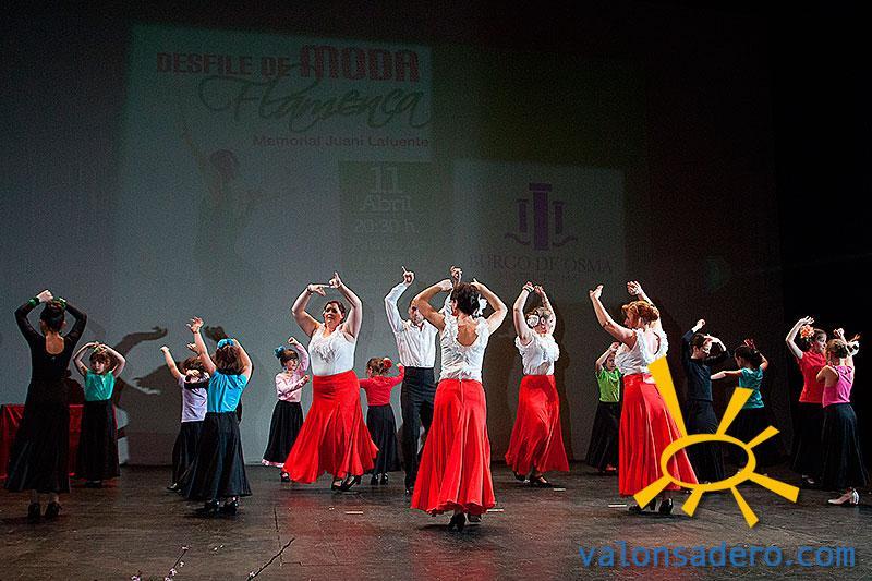 Desfile Moda Flamenca 2014