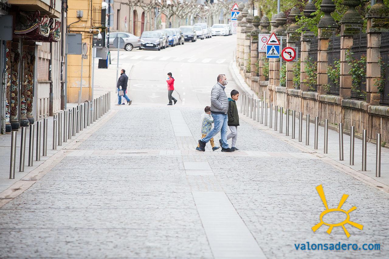 Las calles vuelven a ser calles