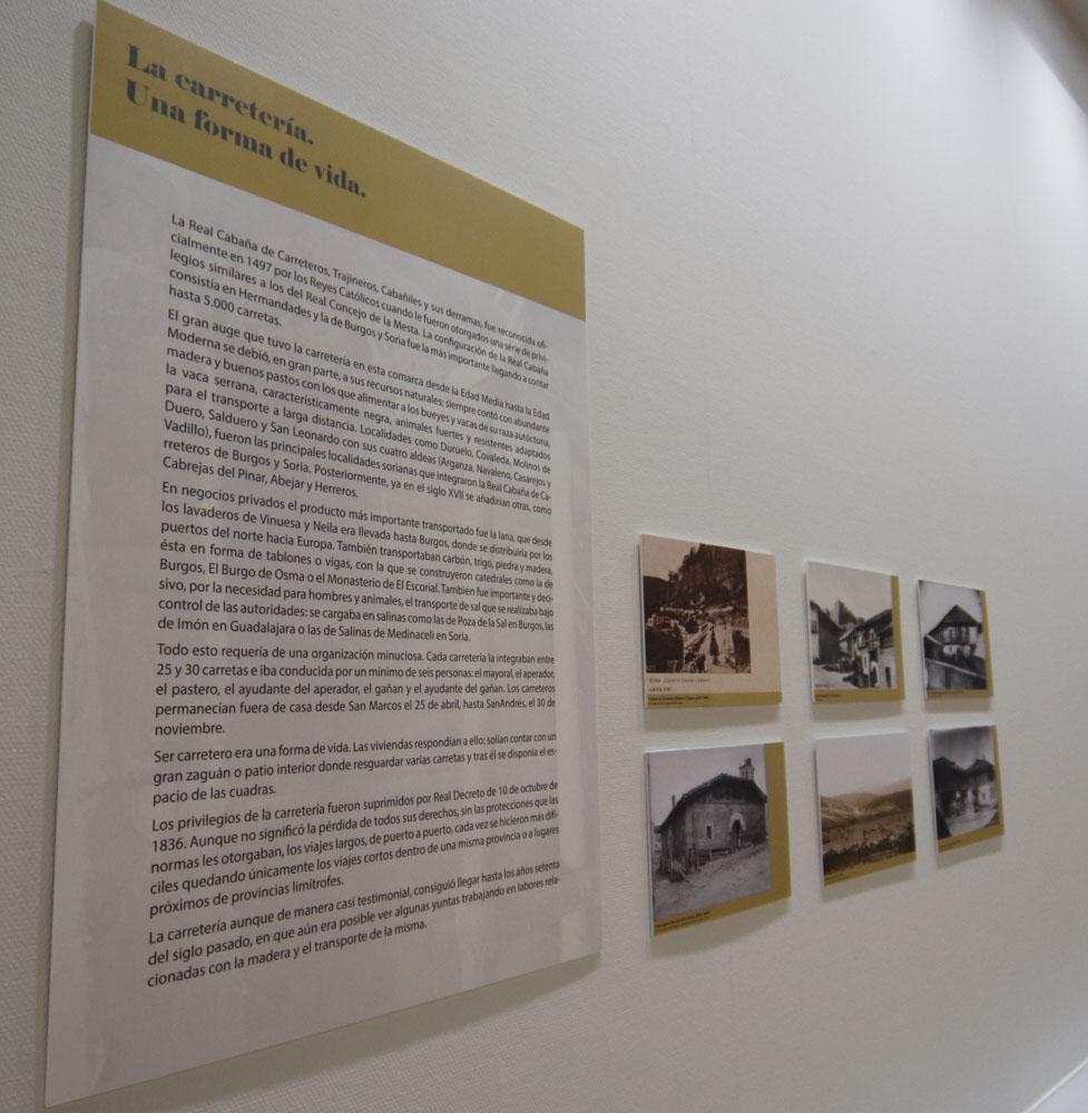 Exposición Carros y Carretas. El transporte tradicional de la provincia de Soria foto