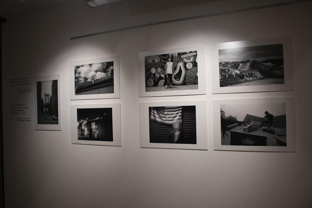 Exposición organizada por el certamen internacional de cortos de Soria, en esta galería se recopilan fotos de Nueva York vs Soria, Ciudades vacías e Historia de dos ciudades.