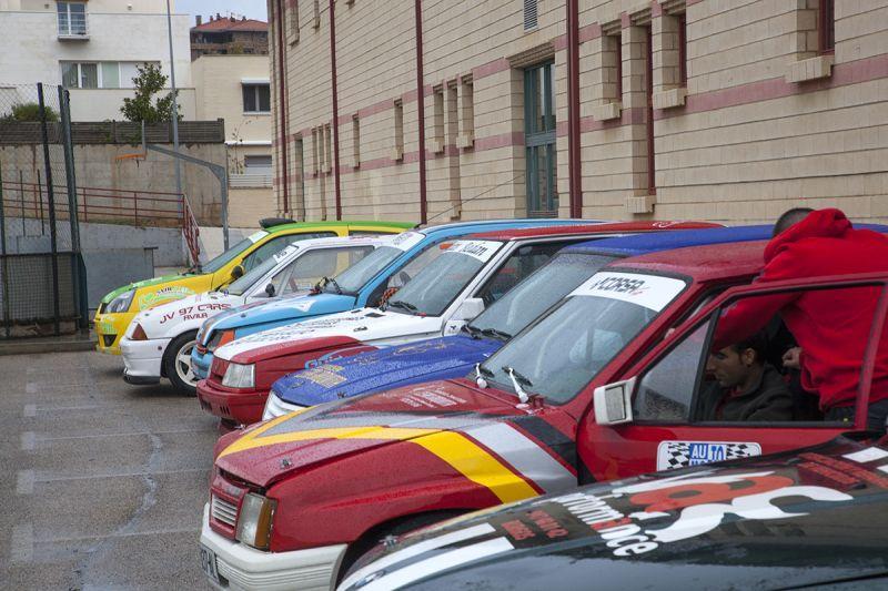 Rally San Saturio 2014 foto