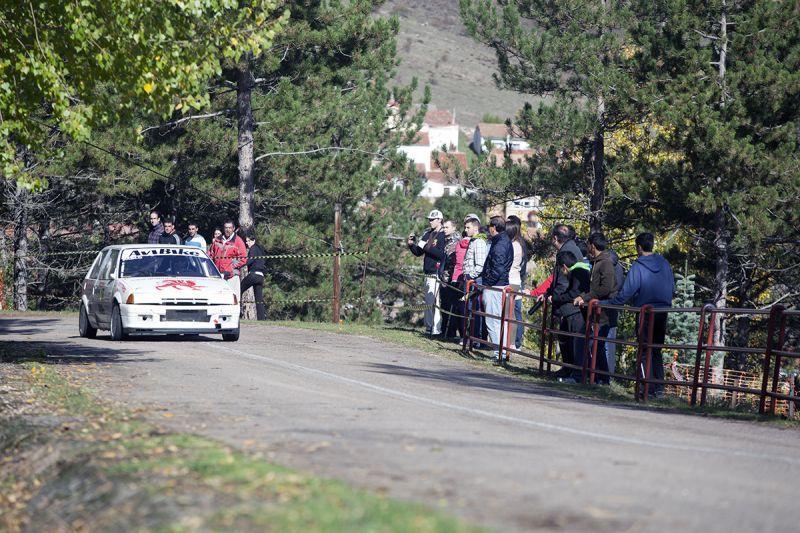Rally San Saturio 2014