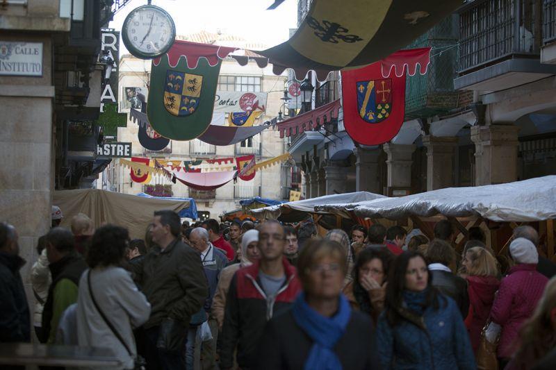 mercado medieval 2014 foto