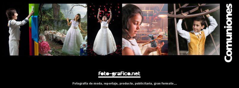 Fotos de comunión