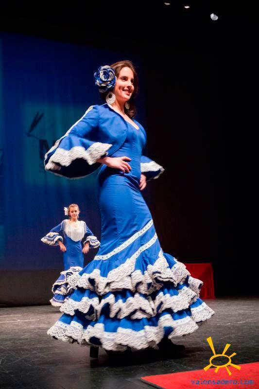 Desfile Moda Flamenca ASPACE 2016
