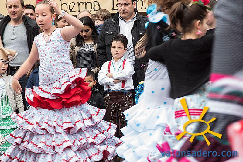 Feria de Abril 2015 DOMINGO