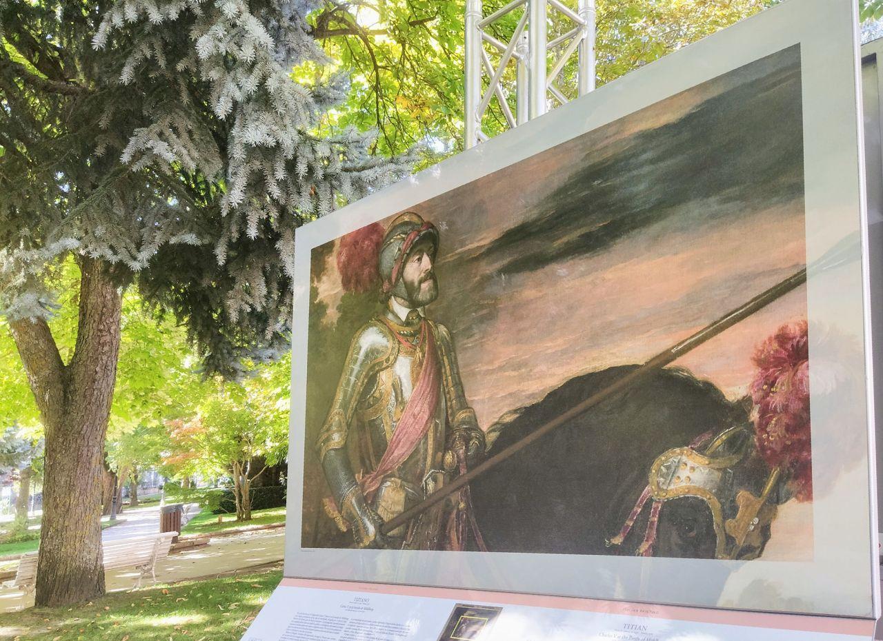 El Prado en Soria foto