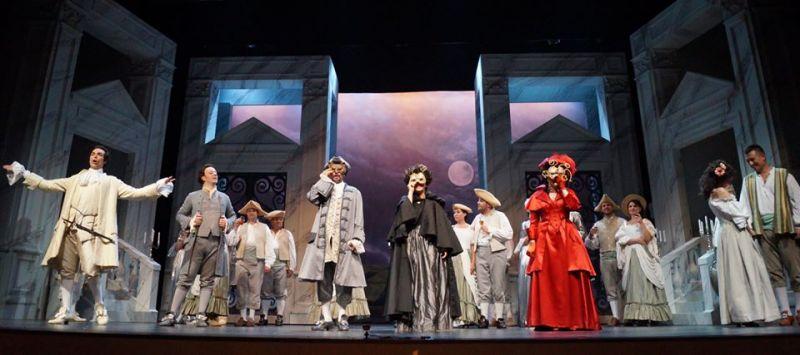 Ópera Don Giovanni