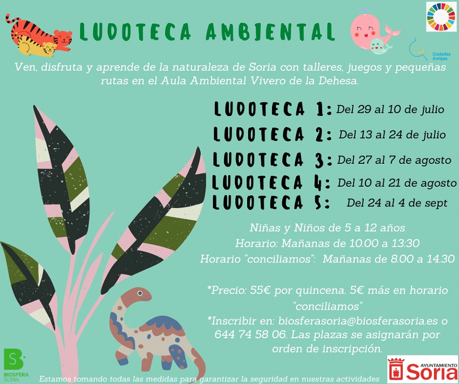 Ludoteca Ambiental