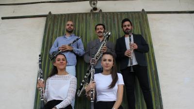 Quinteto de clarinetes Romero