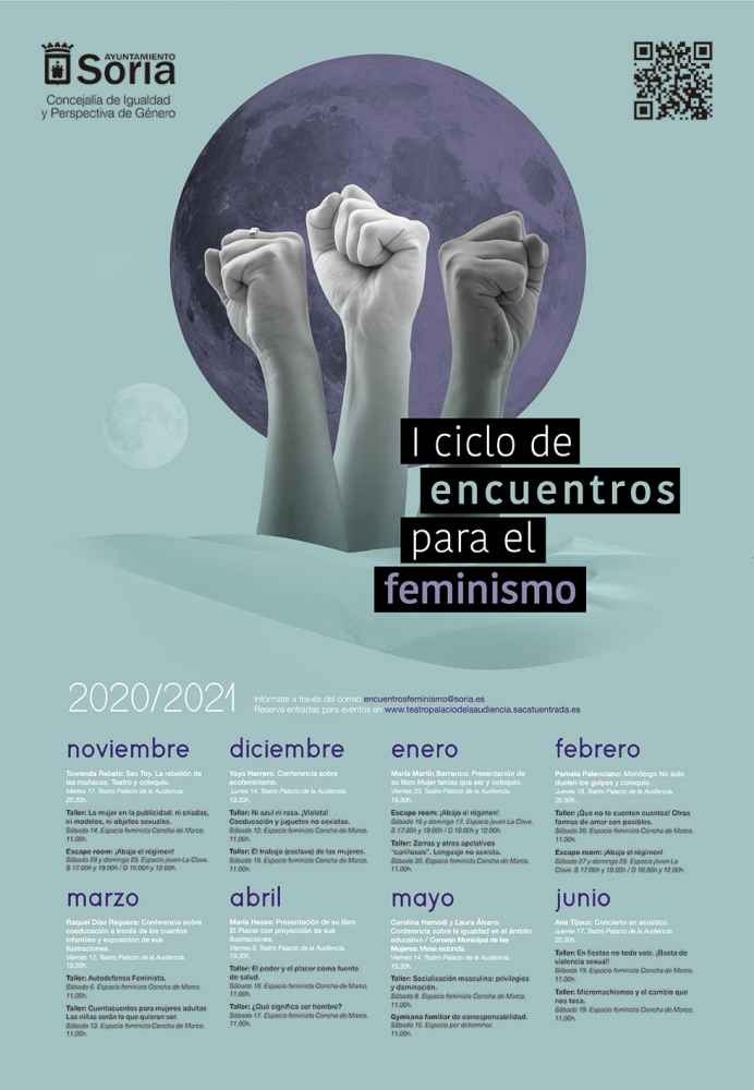 I Ciclo de Encuentros para el Feminismo