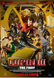 Cine Mercado - LUPIN III: THE FIRST
