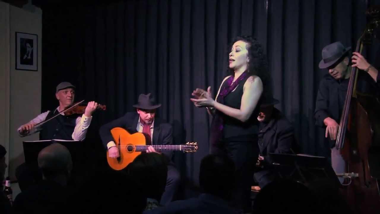 Ole Swing con Eva Durán