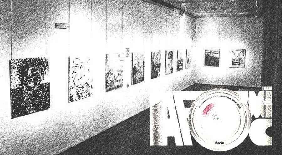 """Exposición colectiva de AFOMIC """"ESPEJOS:"""