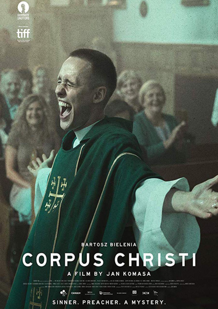 "Cine Club UNED: ""CORPUS CHRISTI"""