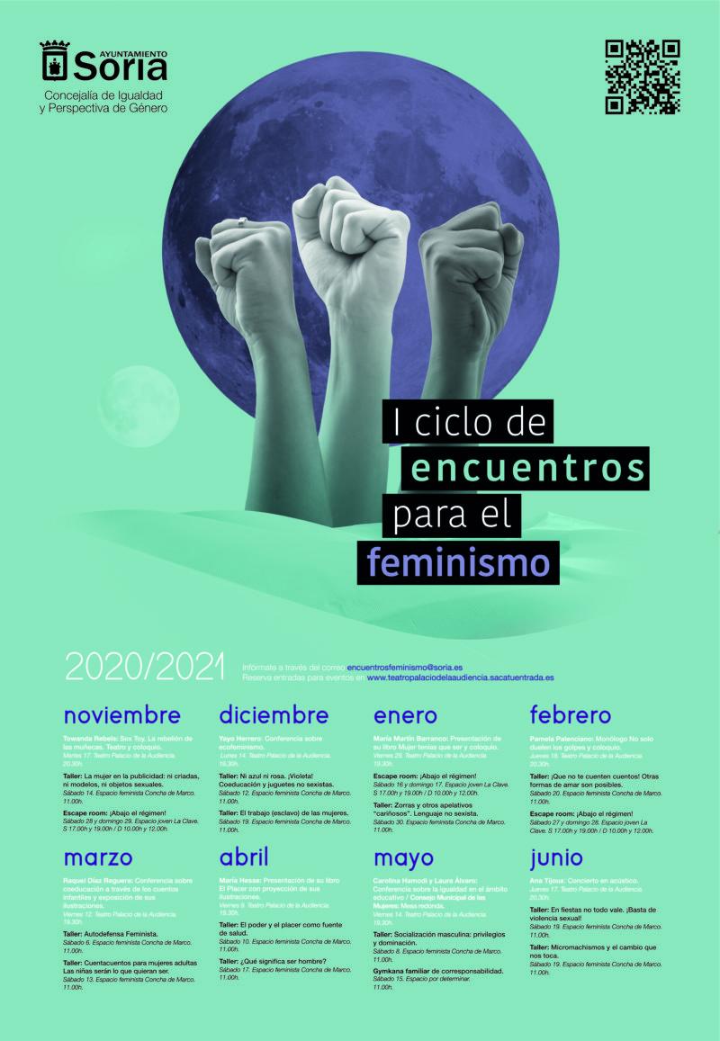 I Ciclo de encuentros para el feminismo : TALLER DE NUEVAS MASCULINIDADES