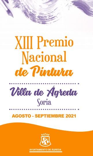XIII Premio Nacional de Pintura de Villa de Ágreda (Soria)