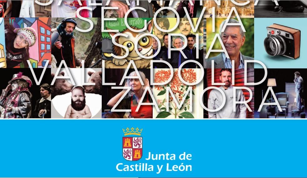 Programación Cultural JCyL para el Mayo 2021