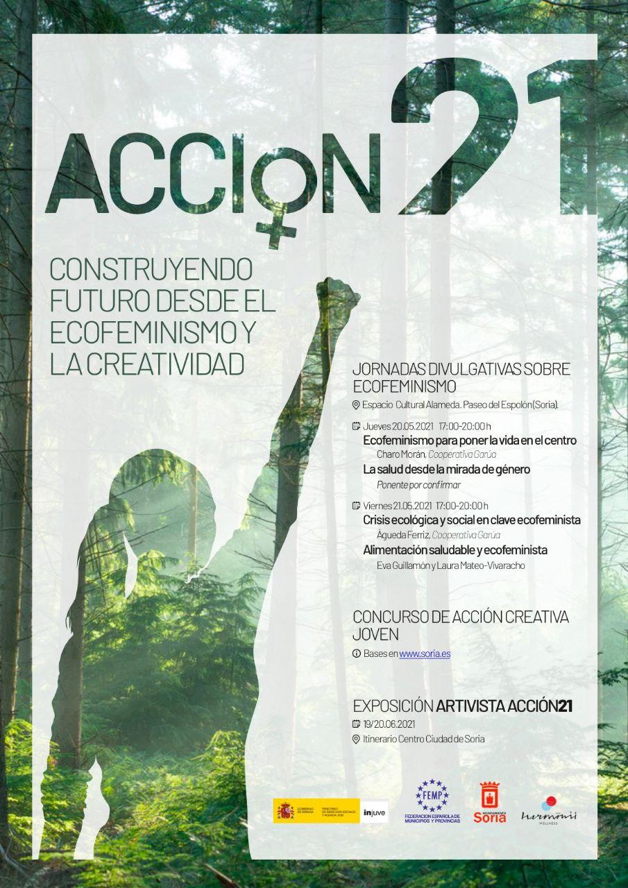 Jornadas Divulgativas sobre Ecofeminismo