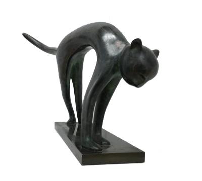 Exposición de Escultura de PAZ SANTOS