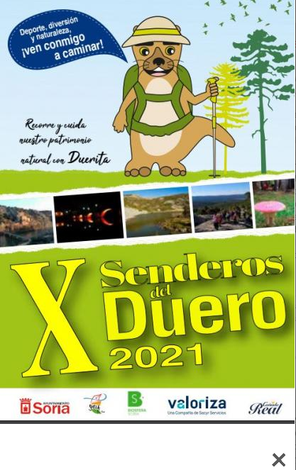 X SENDEROS DEL DUERO 2.021: RUTA 4. EL CAMINO DEL DUERO ETAPA 4: