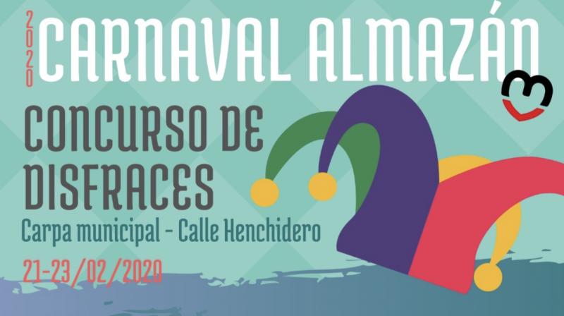 Carnavales Almazán