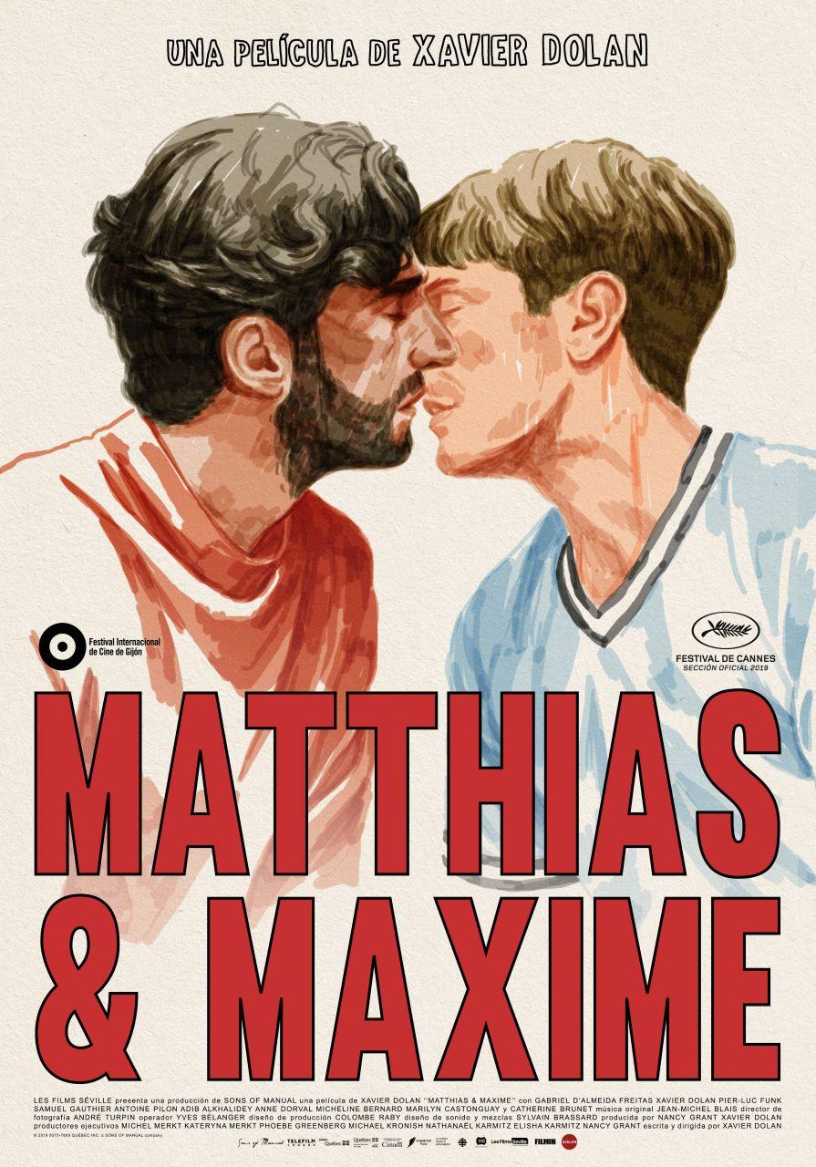 Matthias y Máxime