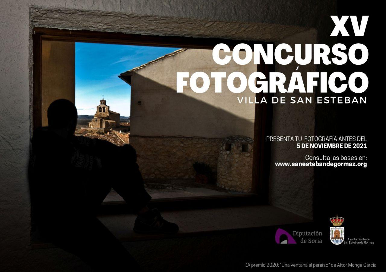 XV Concurso Fotográfico Villa de San Esteban