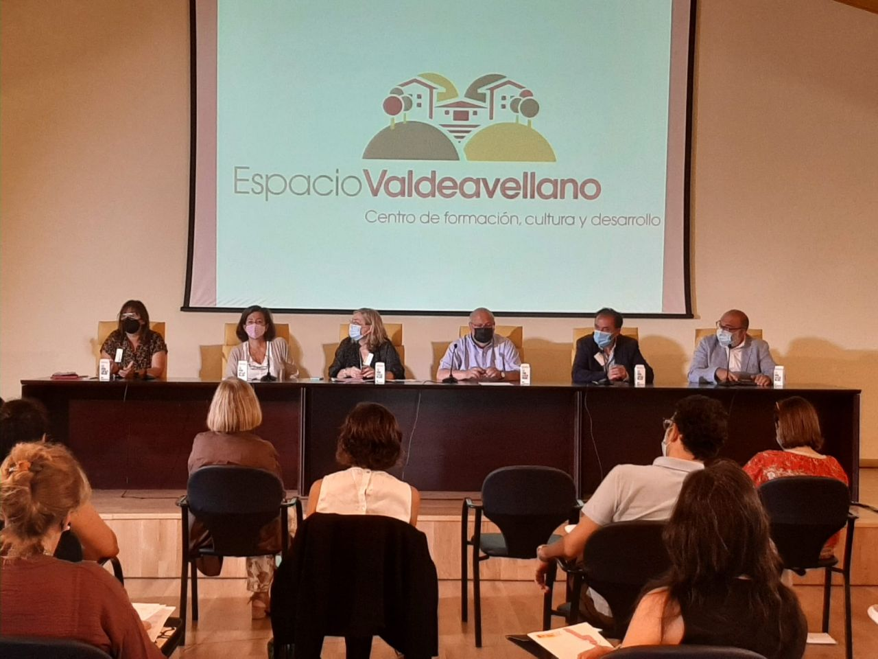 Espacio Valdeavellano acoge una jornada sobre liderazgo en las administraciones públicas en la era poscóvid: mujeres e igualdad de género