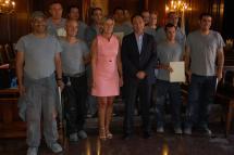 El Ayuntamiento promueve tres talleres duales con 31 alumnos y 8 docentes y una inversión de 447.079 euros para empleabilidad