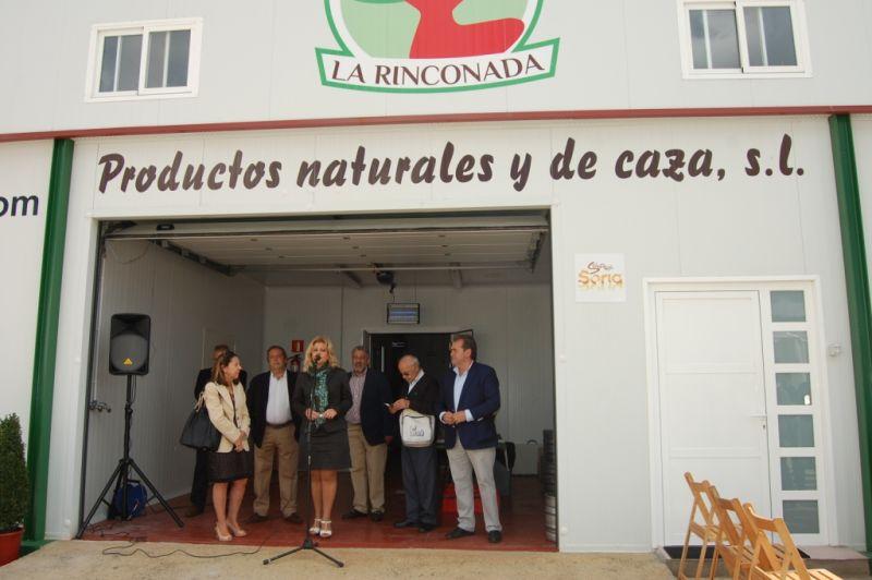 La Diputación de Soria concede 14 ayudas destinada a préstamos reembolsables a la inversión por importe de 310000 ?uros en lo que va de año.