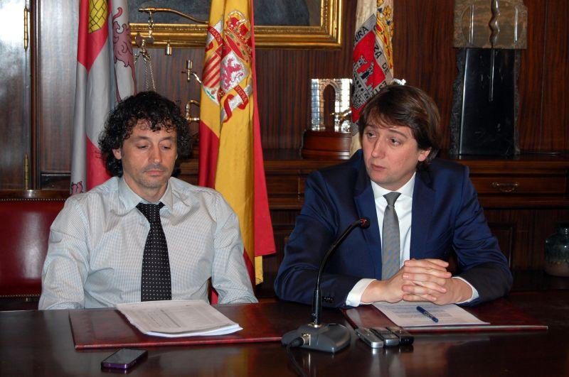 El Ayuntamiento hace balance de su convenio de 2014 con Iberaval que ha permitido una inversión de 3 millones euros por parte de 29 empresas y la consolidación de 264 empleos