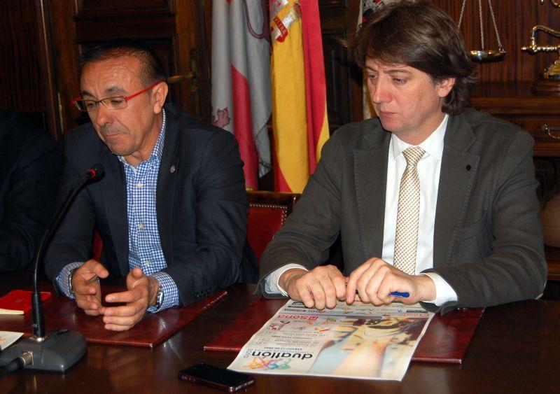Carlos Martínez destaca el impacto social y económico del Nacional de duatlón con más de 1.300 deportistas y el centro de la ciudad como circuito